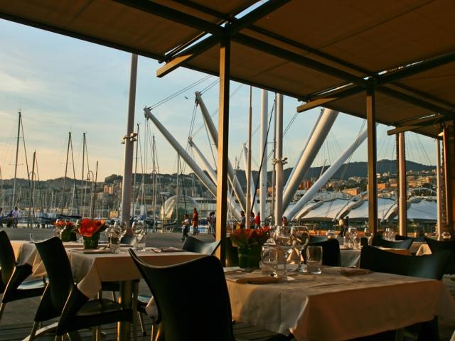 Un appuntamento al Porto Antico